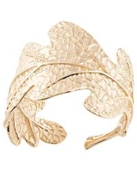 Karen Walker - Oak Leaf Ring - Lyst