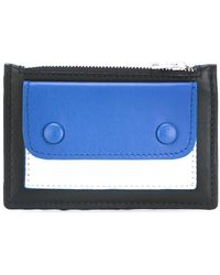 AMI - Zipped Cardholder Wallet - Lyst
