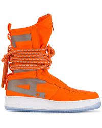 Nike - Special Field Air Force Sneaker Boots - Lyst