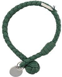 Bottega Veneta   Woven Intrecciato Bracelet   Lyst