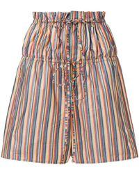 Ports 1961 - Striped Shorts - Lyst