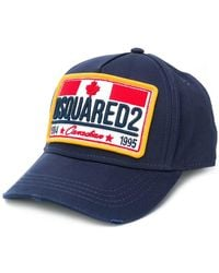DSquared² - Cargo Baseball Cap - Lyst