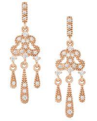 V Jewellery - Lorelei Earrings - Lyst