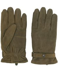 Barbour - Stitch Detail Gloves - Lyst