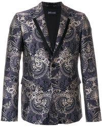 Just Cavalli - Printed Style Jacket - Lyst