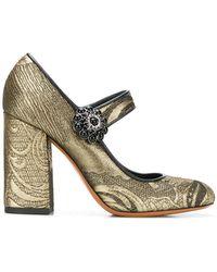 Etro - Mary-jane Shoes - Lyst