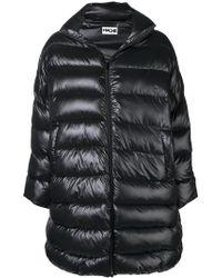 Hache - Oversized Puffer Coat - Lyst