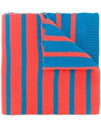 PS by Paul Smith - Two-tone Striped Scarf - Lyst