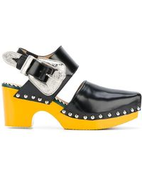 Toga Pulla - Buckle Sandals - Lyst