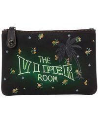 COACH - X Viper Room Clutch Bag - Lyst