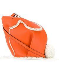 Loewe - Bunny Macrame Mini Bag - Lyst