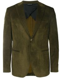 Tonello - Classic Buttoned Blazer - Lyst