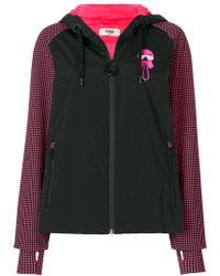 Fendi - Polka Dot Sleeve Jacket - Lyst