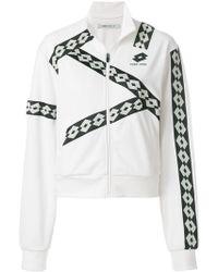 Damir Doma - Zipped Sweatshirt - Lyst