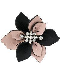Marni - Flower Brooch - Lyst