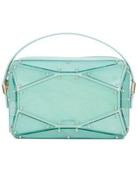 Elie Saab - Faceted Clutch Bag - Lyst