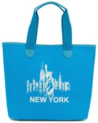 Twin Set - New York Tote Bag - Lyst