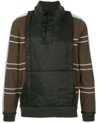 Craig Green - Shell Panelled Jumper - Lyst
