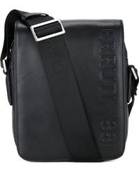 Cerruti 1881 - Embossed Tablet Bag - Lyst