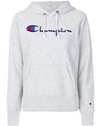 Champion - Reverse Weave By Sweatshirt - Lyst