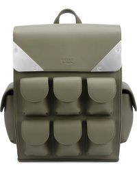 Valas - Multiple Pockets Small Backpack - Lyst