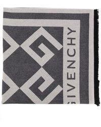 Givenchy - Large Logo Scarf - Lyst