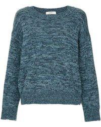 Goen.J - Chunky Round Neck Sweater - Lyst