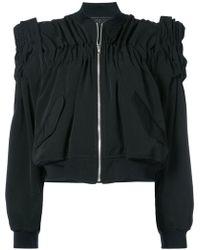 Comme des Garçons - Structured Jacket - Lyst