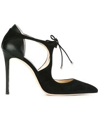 Jimmy Choo - Vanessa Decollete Court Shoes - Lyst