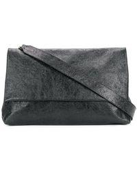 Zilla - Foldover Top Shoulder Bag - Lyst