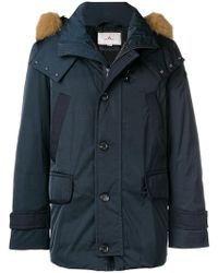 Peuterey - Padded Cropped Parka - Lyst