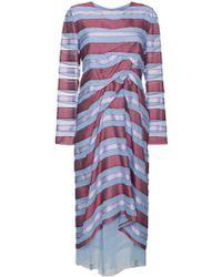 Sies Marjan - Silk Elodie Dress - Lyst