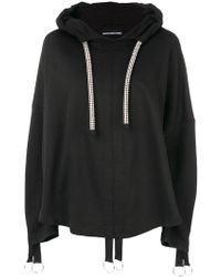 Marco Bologna - Chunky Drawstring Hoodie - Lyst