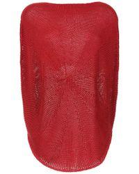 Mara Mac - Sleeveless Knit Top - Lyst