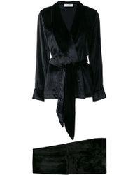 Equipment - Tie-waist Pyjama Set - Lyst