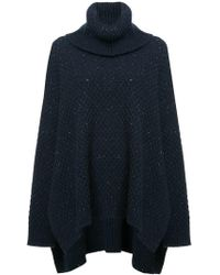 Adam Lippes - Roll-neck Slouched Jumper - Lyst