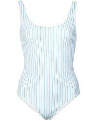 Onia - Kelly One Piece Swimsuit - Lyst