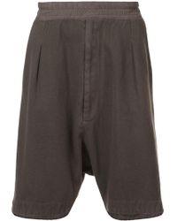 The Viridi-anne - Drop Crotch Shorts - Lyst