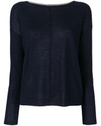 N.Peal Cashmere - Superfine Sweater - Lyst