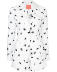 Manning Cartell - Spot Embroidered Fitted Jacket - Lyst