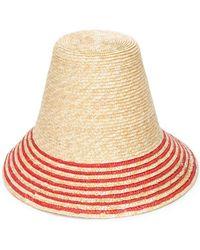 Cult Gaia - Striped Hat - Lyst