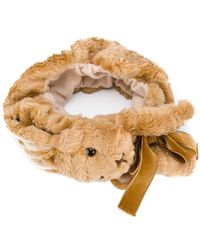 CA4LA - Animal Embroidered Hair Band - Lyst