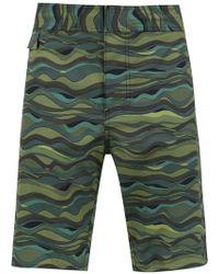 Amir Slama - Camouflage print swim shorts - Lyst