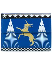 Undercover - Printed Wallet - Lyst