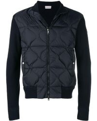 1fbc62005e2c Moncler  Deydier  Padded Jacket in Blue for Men - Lyst