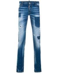DSquared² - Long Clement Jeans - Lyst
