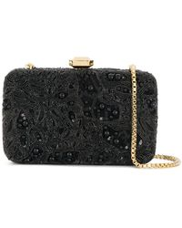 Elie Saab - Beaded Chain Clutch Bag - Lyst
