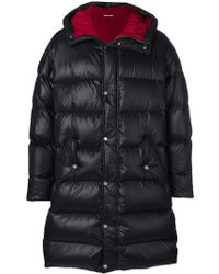 Valentino - Zipped Padded Coat - Lyst