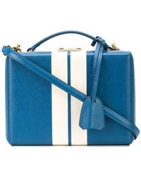 Mark Cross - Lunchbox Shoulder Bag - Lyst