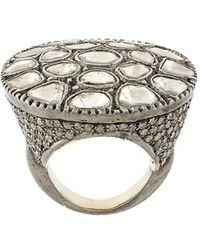 Christian Koban - Sliced Diamond Ring - Lyst